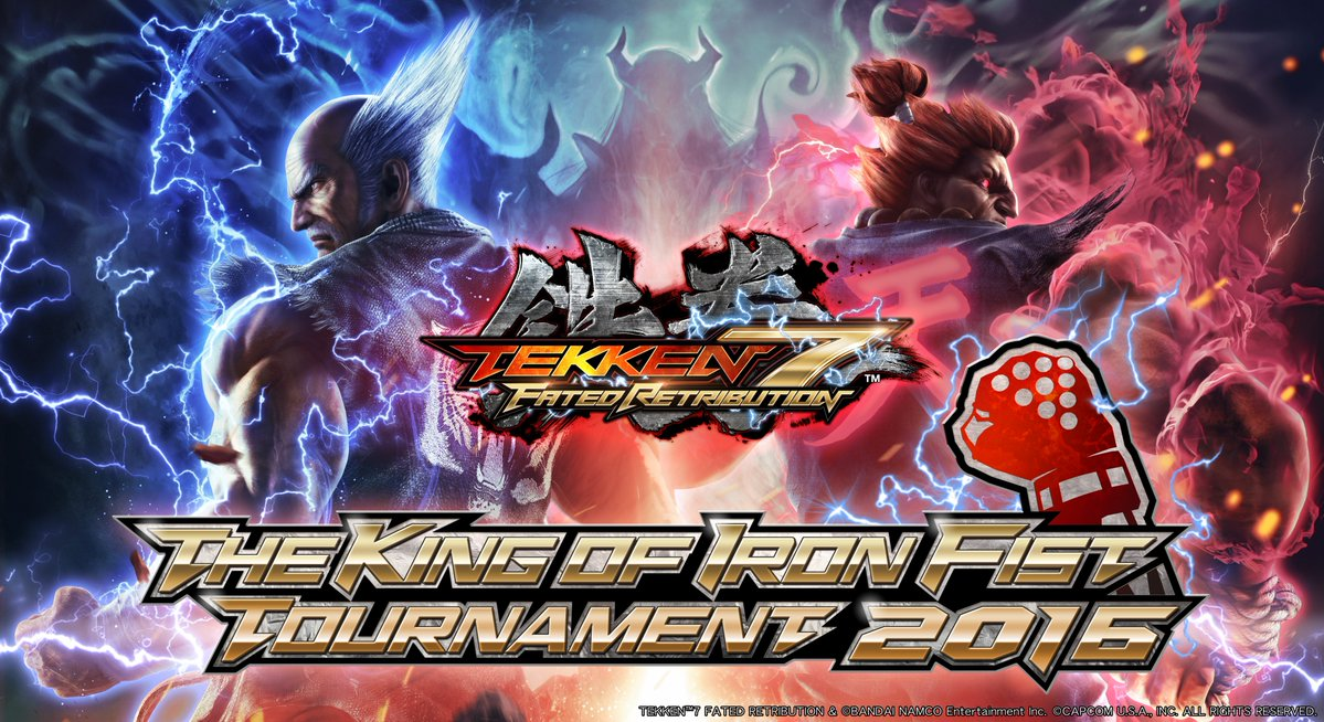 the king of iron fist tournament 2016