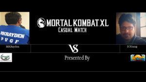 MKRayden vs JCshang