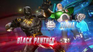 black panther sigma