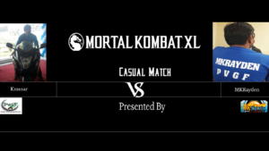 Krausar vs MKRayden mkx