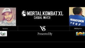 Sameer vs MKRayden