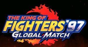 KOF 97 Global Match