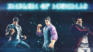 Tekken 7 Mishimas Combo Video Feat. Project Omen and KillingHawk Emblem Of Mishimas