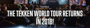 Tekken world tour 2018 announced