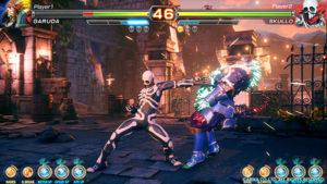 Fighting EX Layer 11 15 17