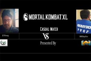 MKX JCShang vs MKRayden