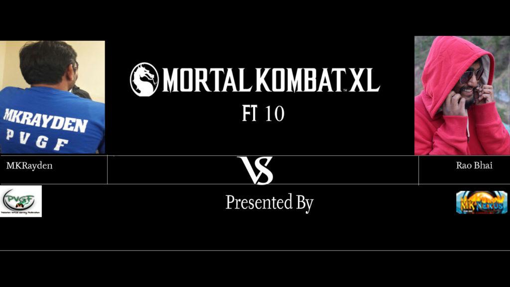 MKXL MKRayden VS RaoBhai