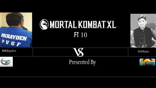 MKXL MKRayden VS Siddique