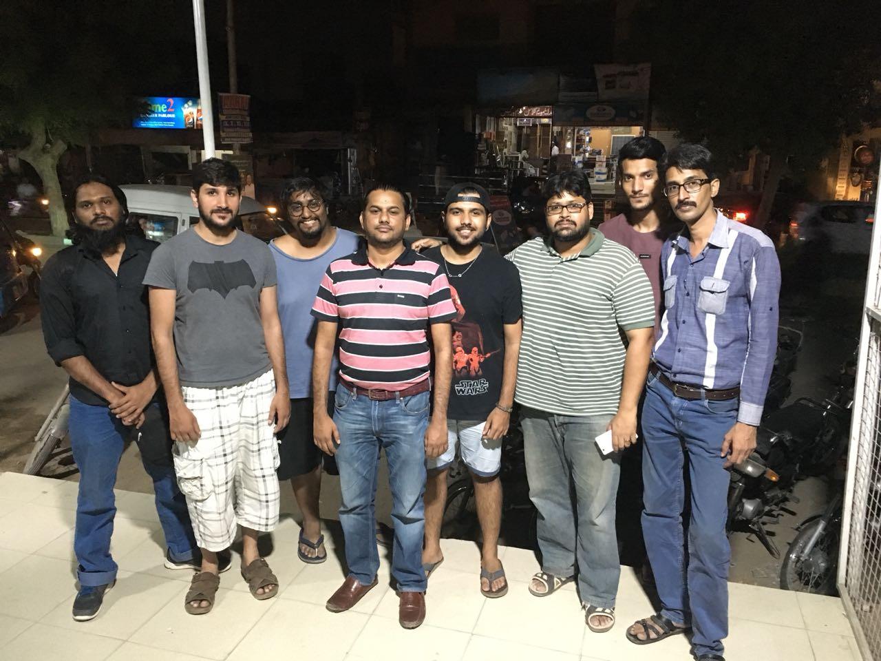 PVGF Team