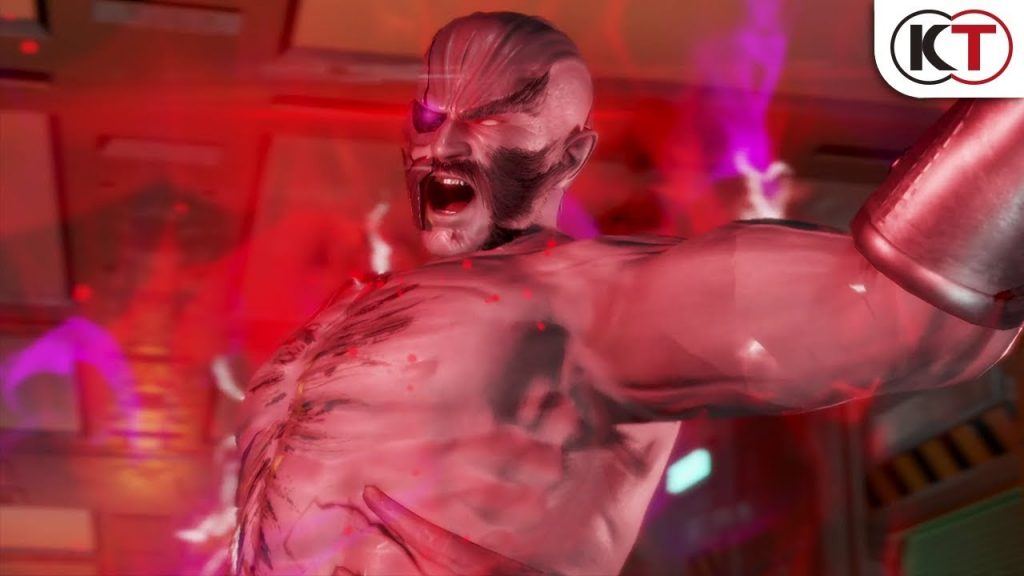 DEAD OR ALIVE 6 The Regeneration Of Brutality