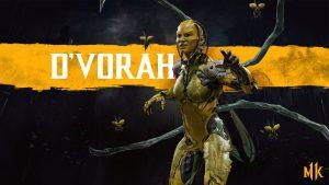 MK11 D'Vorha