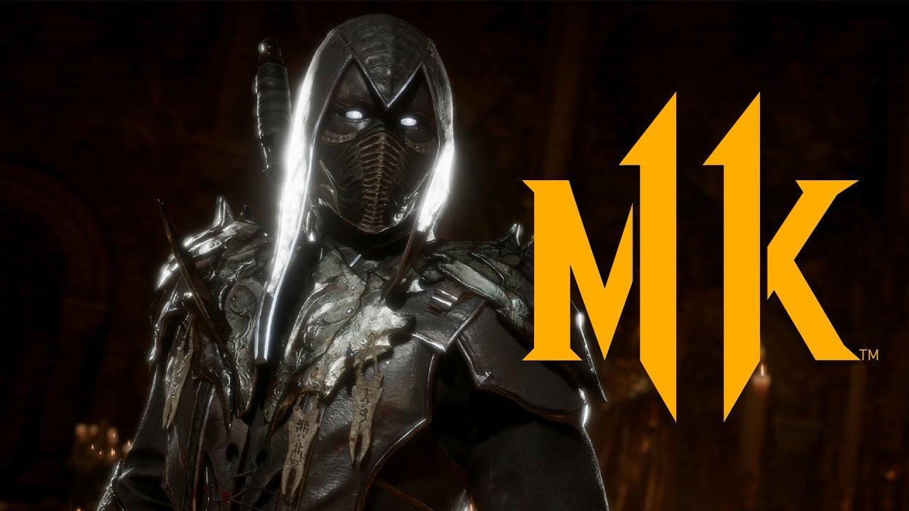 Mortal Kombat 11 – Official Noob Saibot Reveal Trailer
