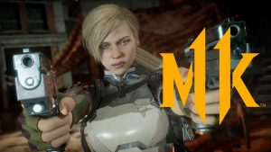 Mortal Kombat 11 Official Cassie Cage Reveal Trailer