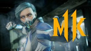 Mortal Kombat 11 Official Frost Reveal Trailer