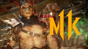 Mortal Kombat 11 Official Shao Kahn Reveal Trailer