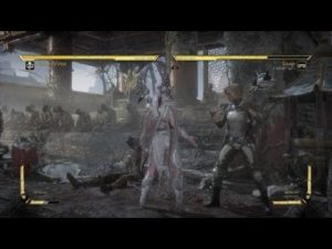 Mortal Kombat 11 Cetrion Tournament combo without KB