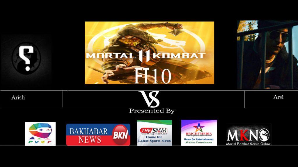 MK11 Arish vs Arsi