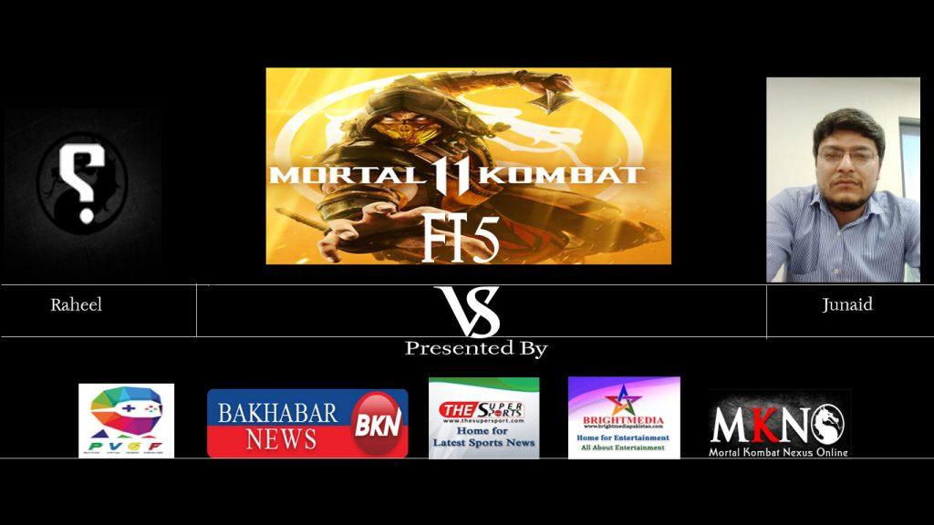 MK11 Raheel vs Junaid