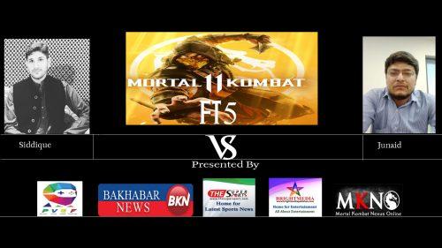 MK11 Siddique vs Junaid