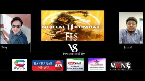 MK11 Zexy vs Junaid