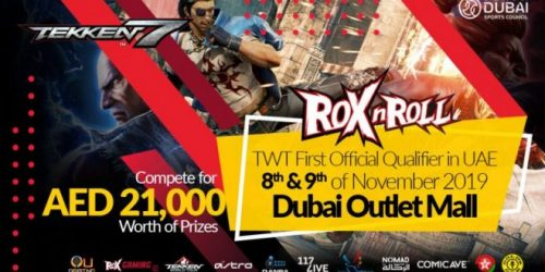 ROXnROLL Dubai