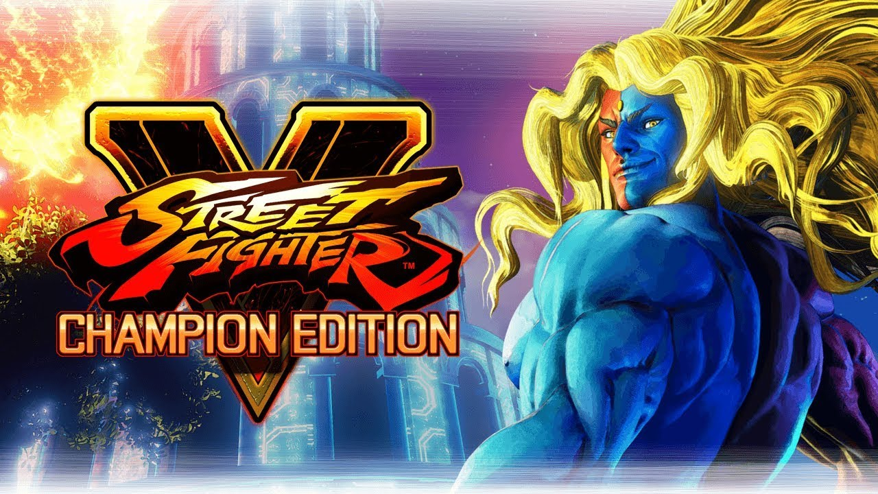 Street Fighter V Champion Edition – Gill Gameplay Trailer