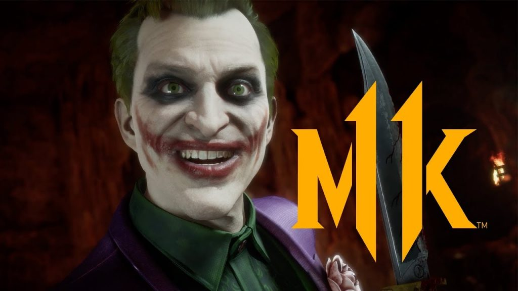 Mortal Kombat 11 Kombat Pack The Joker Official Gameplay Trailer