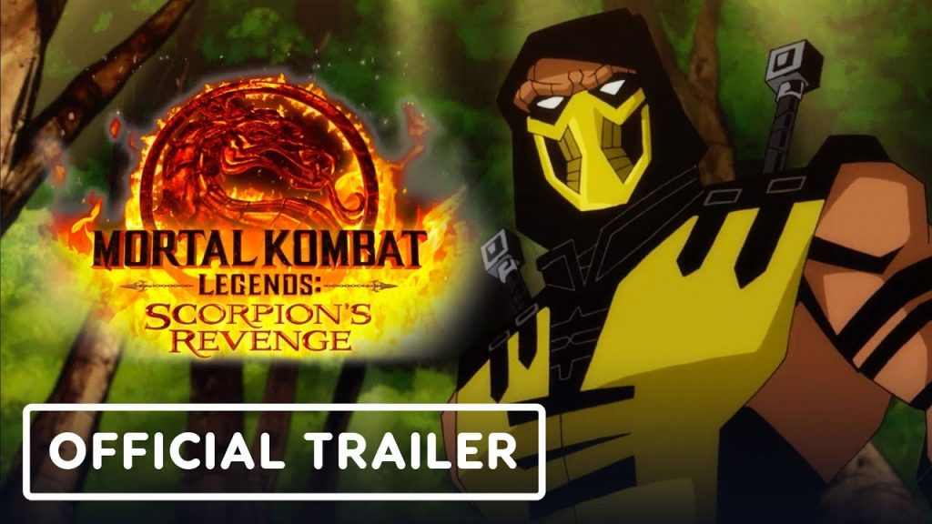 Mortal Kombat Legends Scorpions Revenge Exclusive Official Trailer 2020
