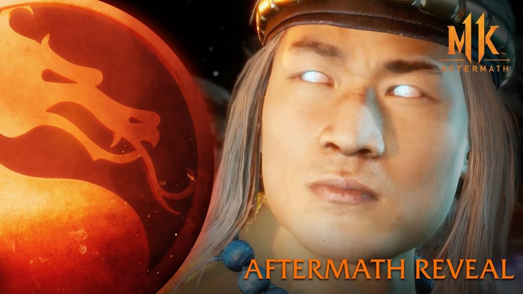 Mortal Kombat 11 Aftermath – Official Reveal Trailer