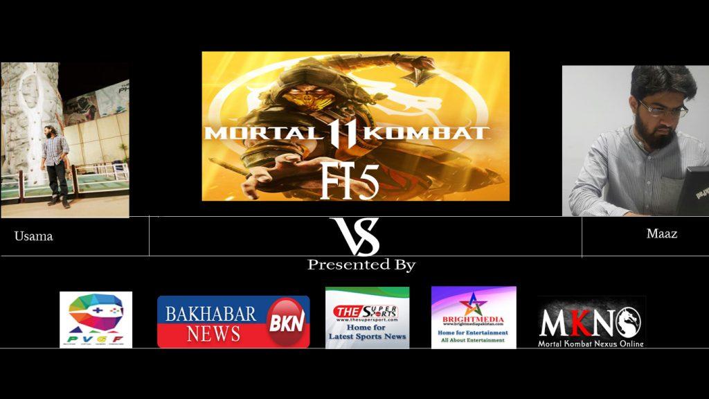 MK11 Maaz vs Usama