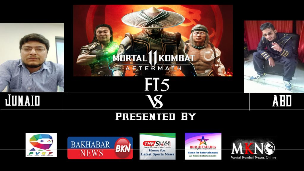 MK11Aftermath Junaid vs ABD