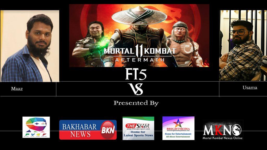 MK11Aftermath Maaz vs Usama FT5