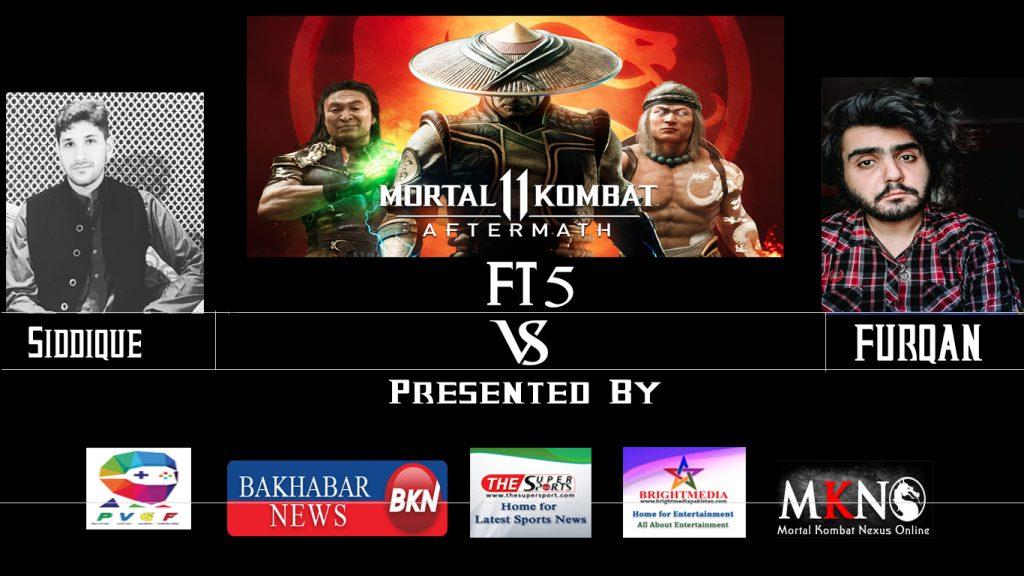 MK11Aftermath Siddique vs Furqan FT5