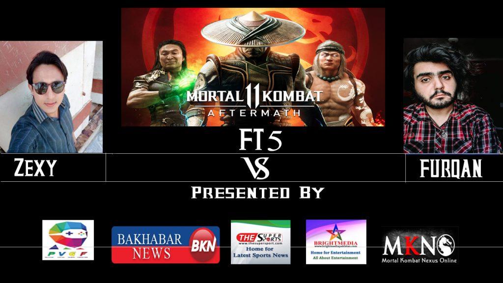 MK11Aftermath Zexy vs Furqan FT5