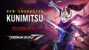 TEKKEN 7 Season 4 – Kunimitsu Reveal Trailer
