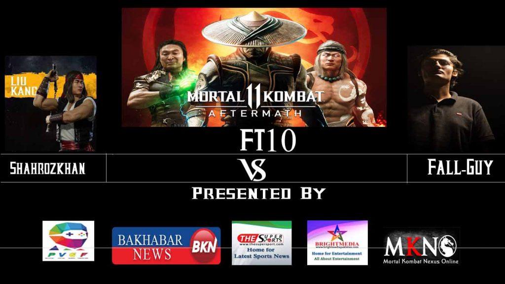 MK11Aftermath Shahrozkhan vs Fall Guy