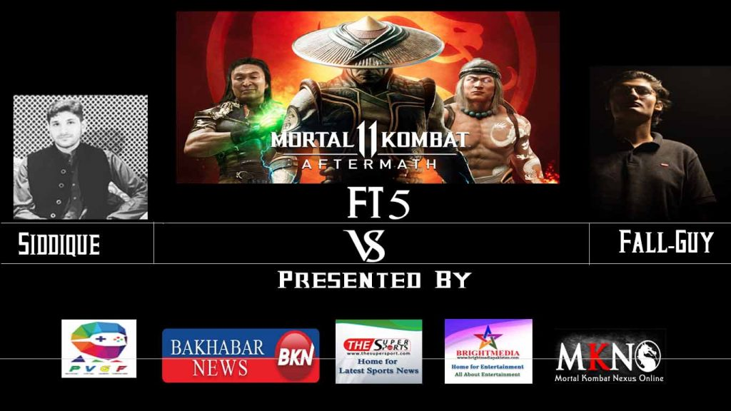 MK11Aftermath Siddique vs Fall Guy 1