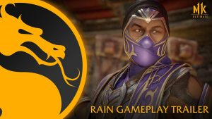 Mortal Kombat 11 Official Rain Gameplay Trailer