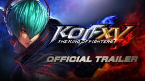 The King of Fighters XV Reveal Trailer