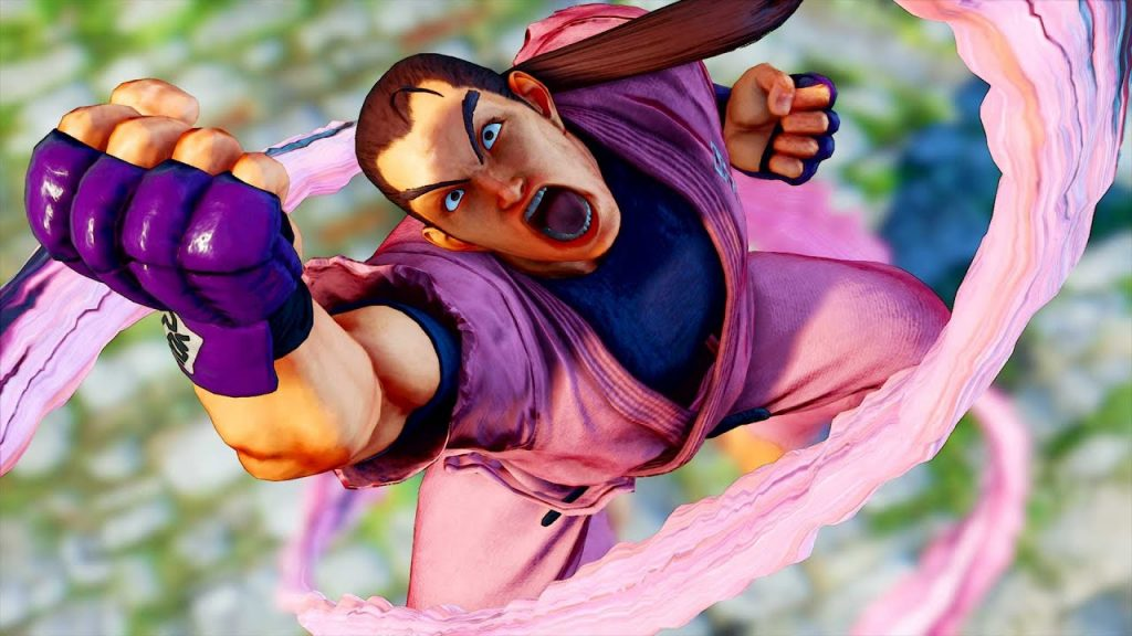 Street Fighter V Champion Edition – Dan Gameplay Trailer