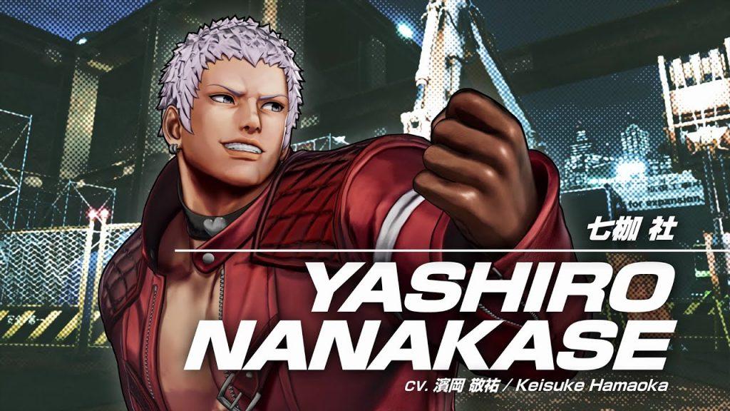 KOF XV|YASHIRO NANAKASE|Character Trailer 11 4K