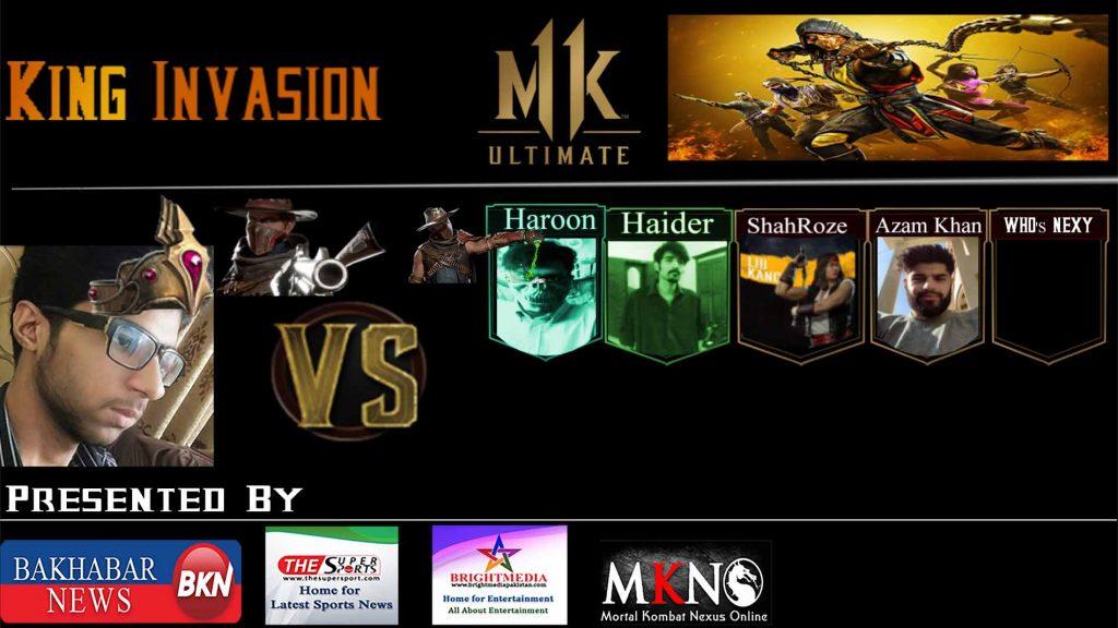 MK11 Ultimate Abdallah Latif and Shahroze