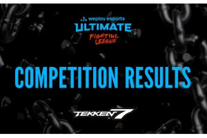 Arslan Ash has won the Tekken 7 competition of WePlay Season 1.