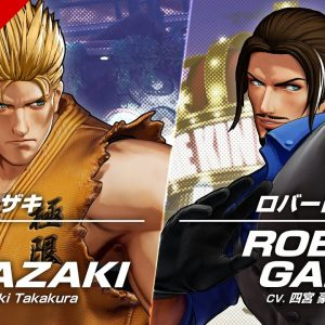 KOF XV|RYO SAKAZAKI & ROBERT GARCIA|Trailer【TEAM ART OF FIGHTING】
