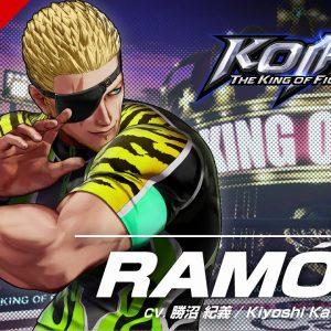 KOF XV|RAMON|Trailer 24 300x300 1